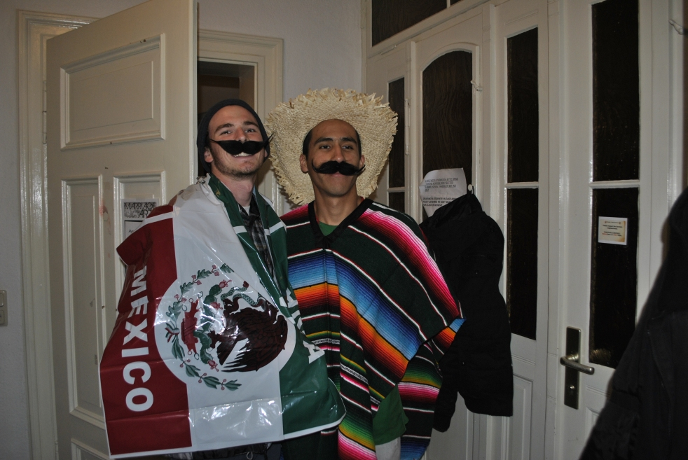 in the spirit of mexico independence day (justin & samuel)