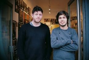 met these guys in London.. they both do awesome art. https://www.facebook.com/Tube150 & https://www.facebook.com/joshkumra