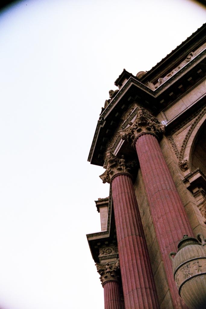 SF- Palace of Fine Arts